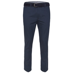 Magee 1866 Moyra Navy Tailored Fit Trousers