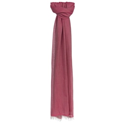 Magee 1866 Magee Lipstick Coloured Scarf