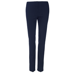 Magee Clothing Navy Fahan Skinny Tailored Fit Trousers
