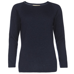 Magee Clothing Luna Navy Cashmere Luminary Jumper