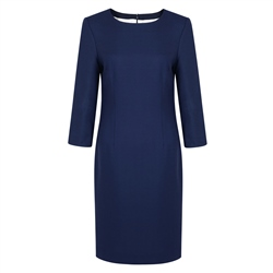 Magee 1866 Navy Claire Dress
