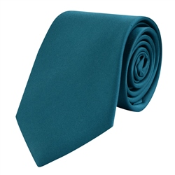 Magee 1866 Teal Classic Silk Tie
