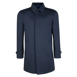 Magee Clothing Navy Muckross Mac