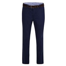Magee 1866 Tormore Navy Tailored Fit Chino