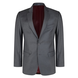 Magee Clothing Grey 2-Piece Classic Fit Suit