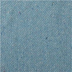 Magee Clothing Luxury Blue Herringbone With A Coloured Fleck Design