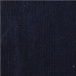 Magee Clothing Navy Blue Linen