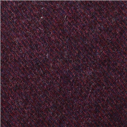 Magee Clothing Purple & Raspberry Donegal Tweed