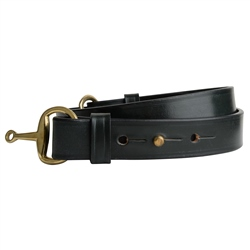 Magee Clothing Ashton Luxury Green Leather Belt