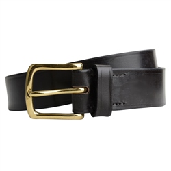 Magee 1866 Broadway Luxury Dark Brown Belt