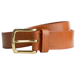 Magee 1866 Broadway Luxury Light Brown Belt
