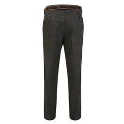 Green Tailored Fit Falcarragh Trousers