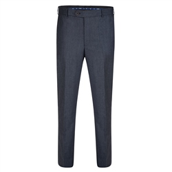 Magee 1866 Blue Mix & Match 3 Piece Classic Fit Trouser