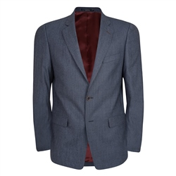 Blue Mix & Match 3-Piece Classic Fit Suit Jacket