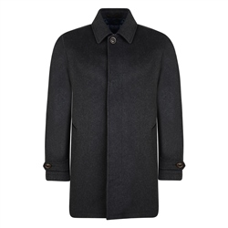 Magee 1866 Charcoal Tullan Car Coat