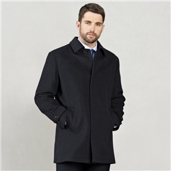 Magee 1866 Navy Tullan Car Coat