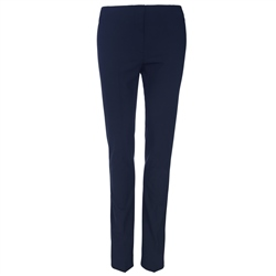 Magee 1866 Navy Fahan Tailored Fit Trousers