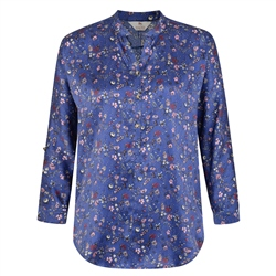 Magee 1866 Liberty Print Harriet Silk Top
