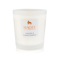 Magee 1866 Lavender & Heather Natural Wax Handmade Candle
