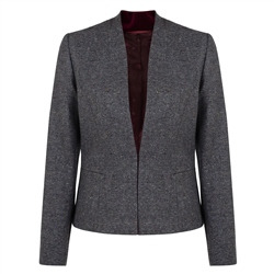 Magee 1866 Grey Rossbeg Salt & Pepper Donegal Tweed Jacket