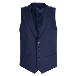 Magee 1866 Navy Mix & Match 3-Piece Tailored Fit Suit Waistcoat