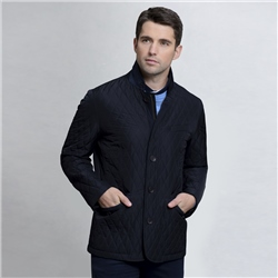 Magee 1866 Navy Claggan Quilted Tailored Fit Jacket