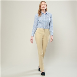 Magee 1866 Sandy Oat Washed Tailored Fit Chino