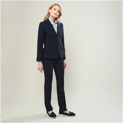 Magee 1866 Fahan Navy Tailored Fit Trousers