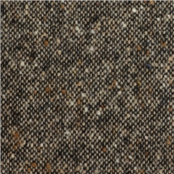 Magee 1866 Black Oat Brown Salt Pepper Donegal Tweed