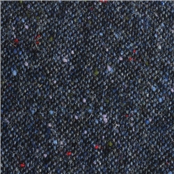 Magee 1866 Flecked Blue Salt & Pepper Donegal Tweed