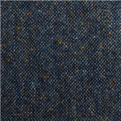 Magee 1866 Navy Salt & Pepper Flecked Donegal Tweed