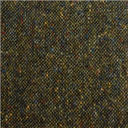 Magee 1866 Green Flecked Donegal Tweed