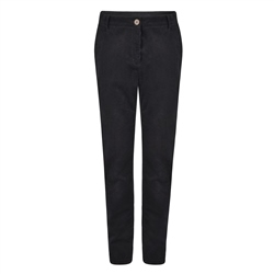 Magee 1866 Dark Navy Sandy Needle Cord Trousers