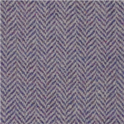 Magee 1866 Lilac Limited Edition Herringbone Flecked Donegal Tweed