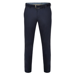 Magee 1866 Navy Balloor Classic Fit Trousers