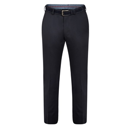 Magee 1866 Dark Navy Balloor Classic Fit Trousers