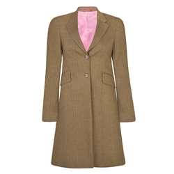 Magee 1866 Oat Grace Salt & Pepper Donegal Tweed Jacket