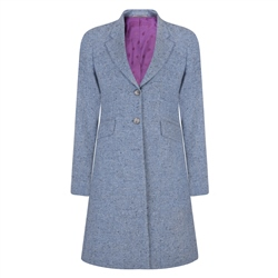 Magee 1866 Blue Grace Salt & Pepper Donegal Tweed Jacket