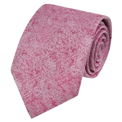 Magee 1866 Pink Micro Design Tie