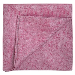 Magee 1866 Pink Pocket Square