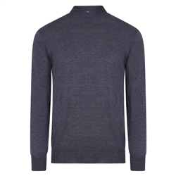 Magee 1866 Charcoal Turtle Neck Sweater