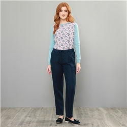 Magee 1866 Navy Tina Trousers