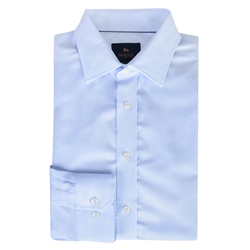Magee 1866 Blue Doonan Classic Fit Formal Shirt