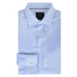Magee 1866 Blue Doonan Tailored Fit Formal Shirt