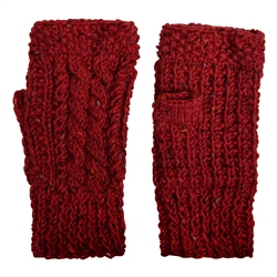 Magee 1866 Red Handknits Warmer