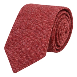 Magee 1866 Red Salt & Pepper Tie