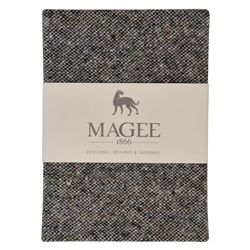 Magee 1866 Grey Salt & Pepper Magee Note Book A6