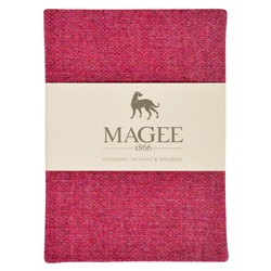 Magee 1866 Pink Salt & Pepper Magee Note Book A6