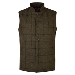 Magee 1866 Green Cavan Tailored Fit Gilet