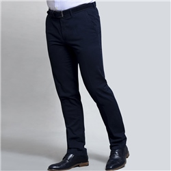 Magee 1866 Navy Falcaragh Tailored Fit Trousers